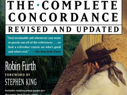 ¿Qué es LA TORRE OSCURA: CONCORDANCIAS COMPLETAS?