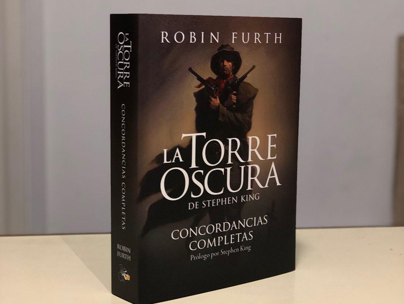 ¡LA TORRE OSCURA: CONCORDANCIAS COMPLETAS publicado!
